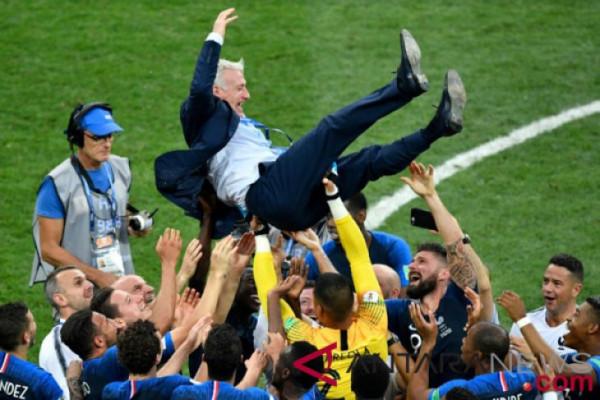 Mental juara menangkan Prancis di final