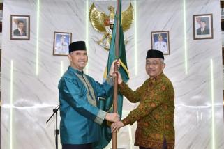 MTQ Jambi - Kafilah Kota Jambi targetkan pertahankan juara umum