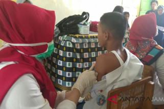 Pemkab Batanghari kembali laksanakan Imunisasi MR