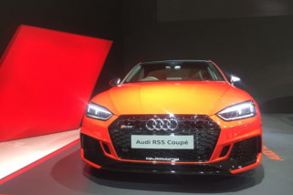 New Audi RS 5 Coupe mengaspal di Indonesia