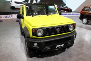 Suzuki hadirkan Jimny karena masih dicintai masyarakat Indonesia