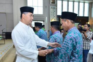 Fasha lepas jamaah calon haji Kota Jambi