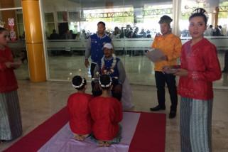 Tim SMN Jambi di Malut disambut dengan Joko Kaha