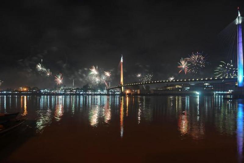 Pengunjung Festival Sungai Batanghari ditargetkan 10.000 orang