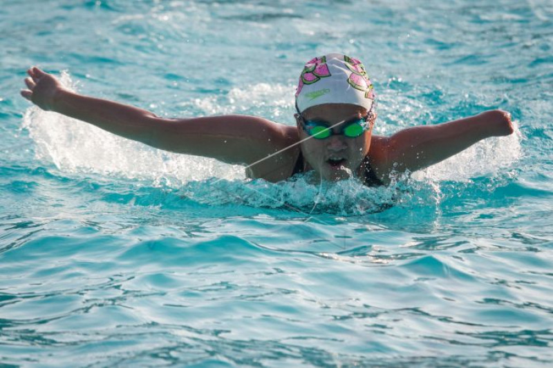 Atlit Pelatnas Asian Para Games 2018