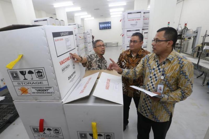 Bio Farma lepas ekspor vaksin ke Papua New Guinea