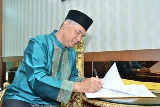 Rabu (7/11) duet Fasha-Maulana dilantik