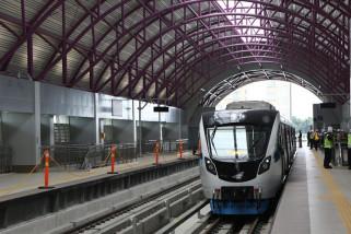 Wisata LRT potensi baru Palembang