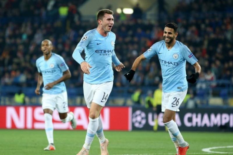 Manchester City cukur Shakhtar tiga gol tanpa balas