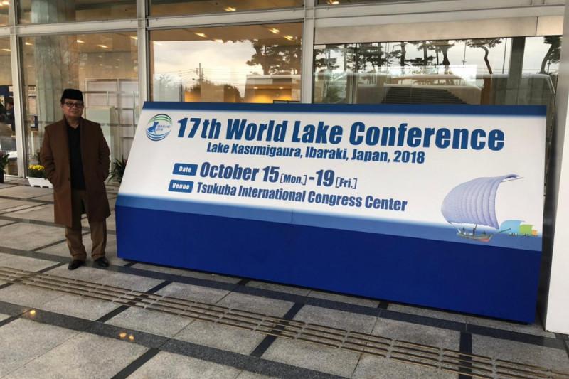 Plt Gubernur Jambi hadiri konferensi Danau se-Dunia