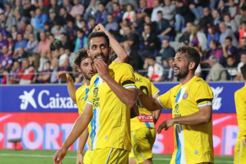 Hasil dan klasemen Liga Spanyol, Espanyol naik ke peringkat ke-2