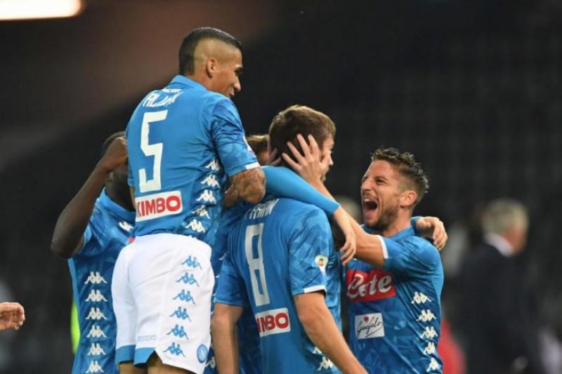 Hasil dan klasemen Liga Italia, Napoli terus tempel Juventus