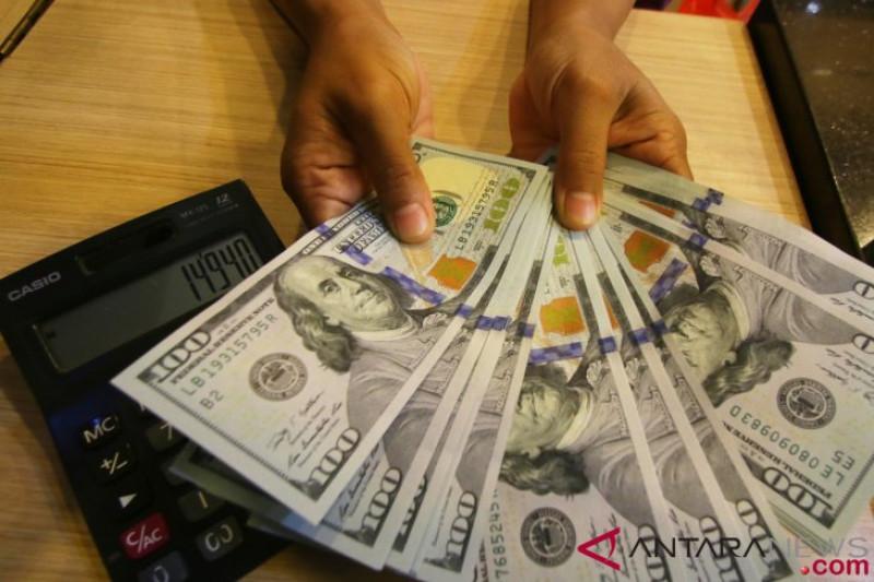 "Dolar AS melemah terhadap mata uang ""safe-haven"" lainnya"
