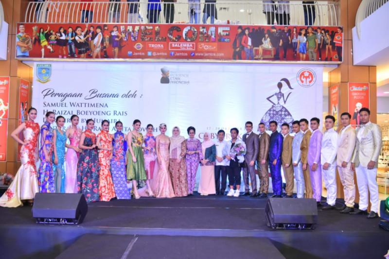 Kota Jambi gelar Gebyar IKM dan Fashion Festival