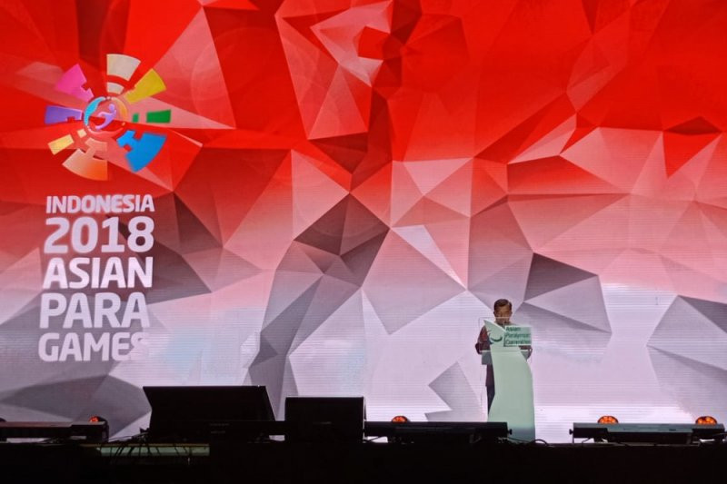 JK : Atlet Asian Para Games pemenang kemanusiaan