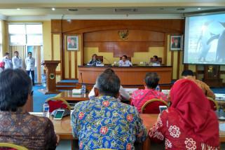 Bupati Batanghari menerima kunjungan DPRD Kabupaten Temanggung