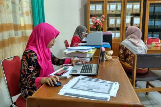 BKPSDMD Batanghari verifikasi berkas pendaftar CPNS