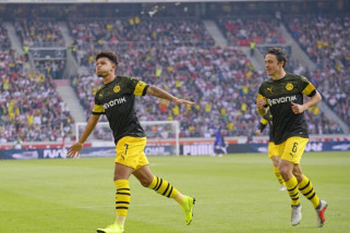 Hasil dan klasemen Liga Jerman, Dortmund kokoh di pucuk klasemen