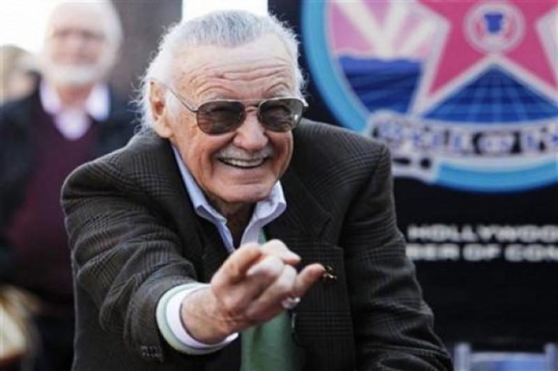 Stan Lee, pencipta Spider-Man, tutup usia pada 95 tahun