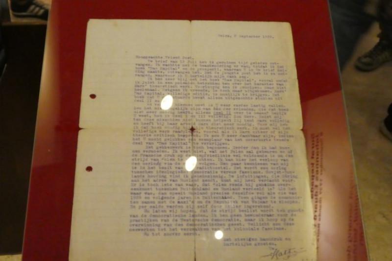 Mendalami kehidupan para pendiri bangsa melalui suratnya