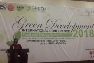 Unja gelar konferensi internasional pembangunan berwawasan lingkungan