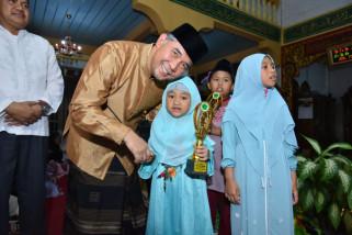 Fasha-Maulana peringati Maulid Nabi bersama masyarakat