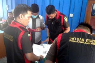 Tim Kejari geledah kantor Damkar Sarolangun