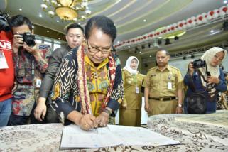 Menteri PPPA peringati Hari Anak Nasional di Kota Jambi