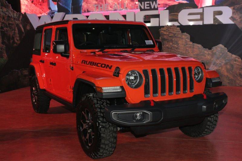 All-New Jeep Wrangler dijual resmi di Indonesia, berapa harganya?