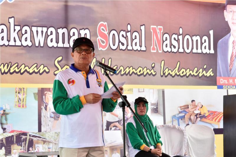 Fachrori: HKSN momentum tingkatkan semangat gotong royong