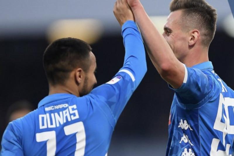 Hasil dan klasemen Liga Italia, Napoli terus dekati Juve