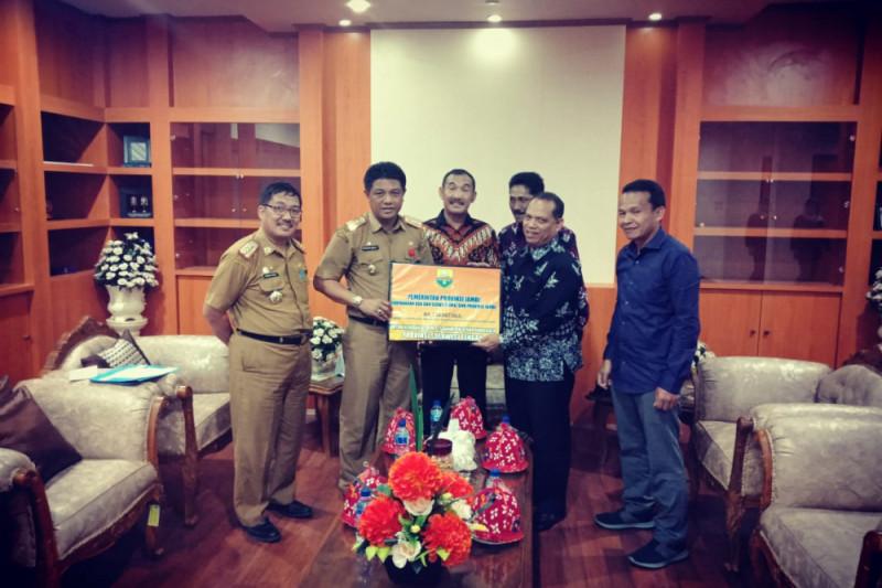 Donasi Pemprov Jambi untuk Palu-Donggala Rp716,8 juta