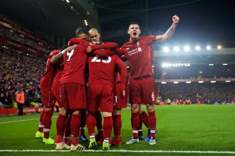 Hasil dan klasemen Liga Inggris, Liverpool kembali ke puncak usai menang mudah lawan MU