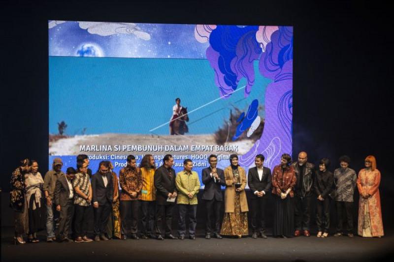Malam Anugerah FFI 2018