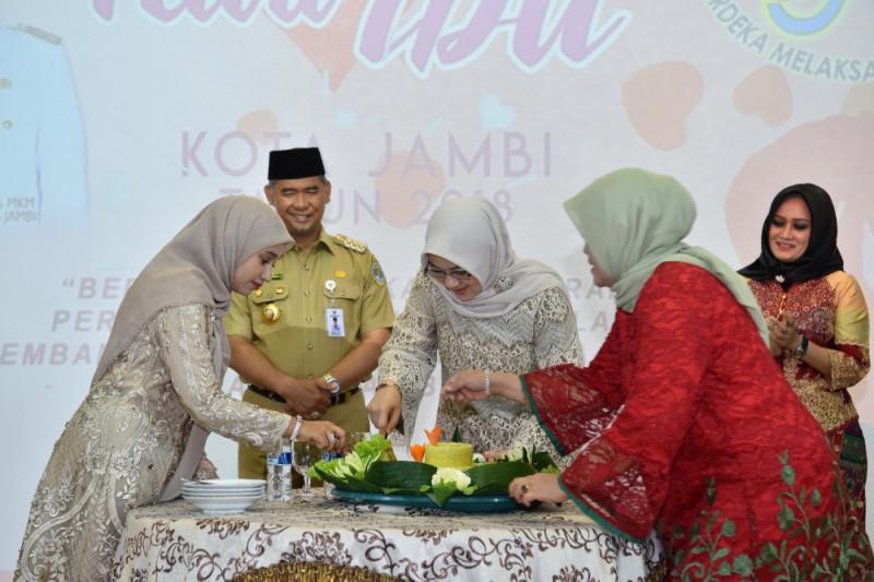 Peringatan Hari Ibu di Kota Jambi