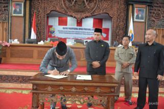 DPRD-Pemprov sepakat Ranperda Tenaga Kesehatan diterapkan