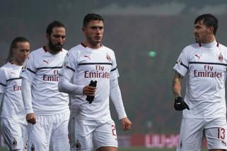 Milan hanya bawa pulang satu poin dari kandang Bologna