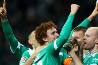 Bremen pecundangi Duesseldorf 3-1