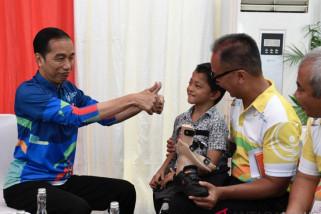 Presiden banggakan prestasi difabel Indonesia