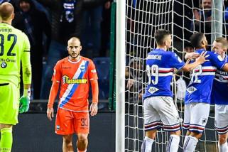 Sampdoria tundukkan SPAL skor 2-1