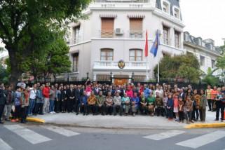Wapres harap WNI di Argentina gunakan hak pilih