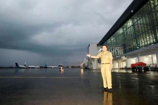Bandara Radin Inten II jadi bandara internasional