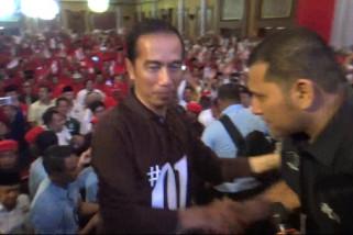 Jokowi Kader dan relawan Jambi miliki militansi tinggi
