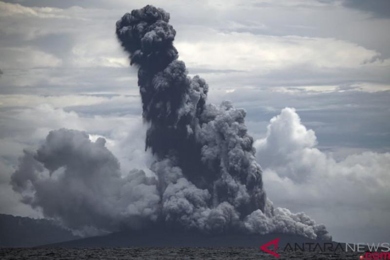 Keunikan Anak Krakatau
