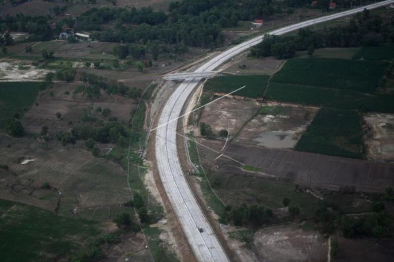 Ruas tol Trans  Sumatera