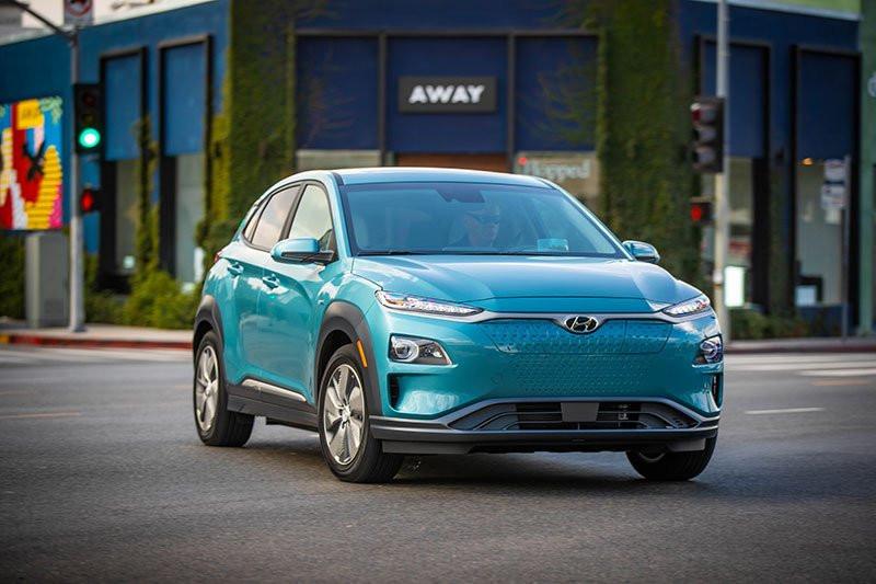 Hyundai Kona menang besar di Amerika Utara