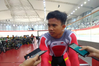Indonesia cetak sejarah emas junior track Asia 2019