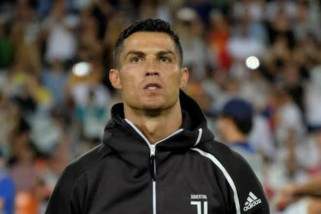 Kepolisian Las Vegas minta DNA Ronaldo terkait dugaan pemerkosaan