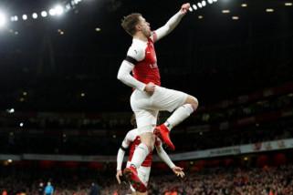 Arsenal buka 2019 dengan kemenangan telak atas Fulham