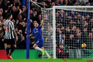 Chelsea atasi Newcastle 2-1